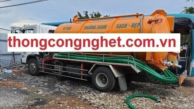 Quy trình thực hiện rút hầm cầu quận Bình Thủy