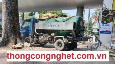 Dịch vụ hút hầm cầu Huyện Lái Thiêu 【Giá Rẻ 5OOk】 ĐẢM BẢO UY TÍN