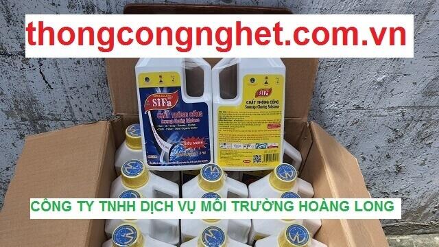 nuoc thong cong cuc manh