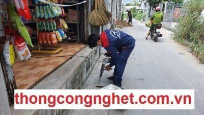 Thông cống nghẹt tại Quảng Nam giá 500k, bảo hành miễn phí