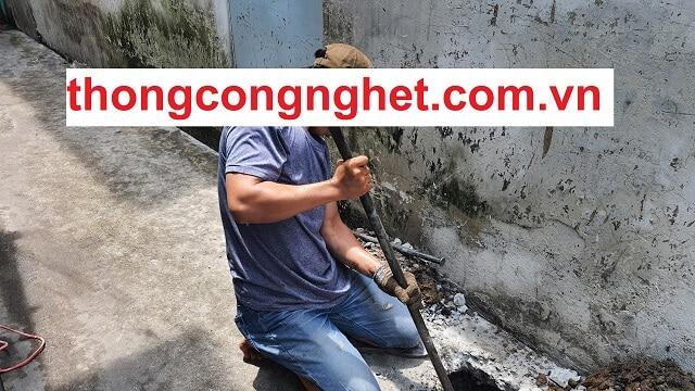 Tại sao bạn nên chọn dịch vụ thông cống nghẹt giá rẻ tại Quảng Nam của Hoàng Long