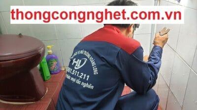 Thông tắc cống nghẹt tại Thái Nguyên ☎️ 24/24【Giá Rẻ 5OOđ】