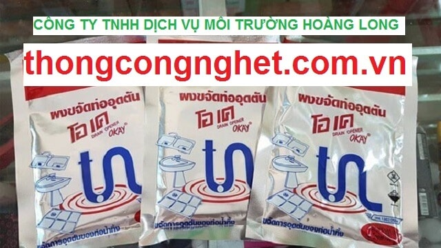 bot thong cong okay