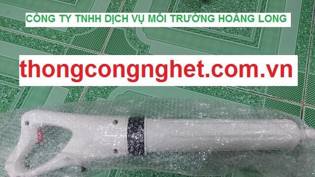 Dụng cụ thông tắc bồn rửa bát áp suất cao