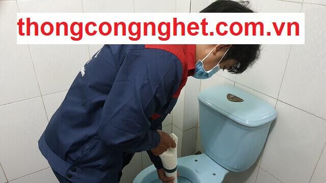 Nhu cầu về thông cống nghẹt tại Quảng Trị tăng cao