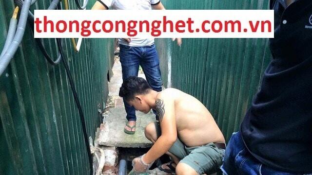 Nguyên nhân chính gây ra tình trạng nghẹt cống tại Thừa Thiên Huế.
