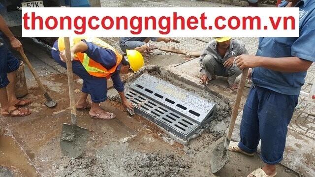 Dịch vụ thông cống nghẹt tại Thừa Thiên Huế - Giá rẻ 5OOđ.