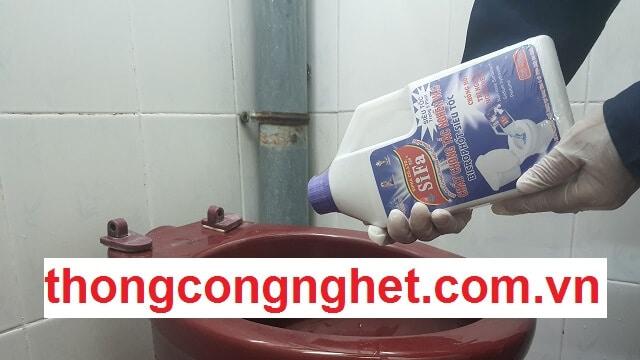 Cách xử lý hầm phân bị đầy và bốc mùi hôi xú uế