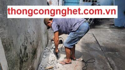 thông cống nghẹt phường 8 quận 6